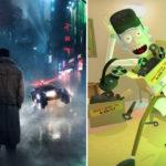 Rick and Morty, Blade Runner a další navrženi na Emmy