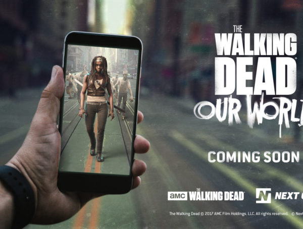 Walking Dead: Our World screenshot