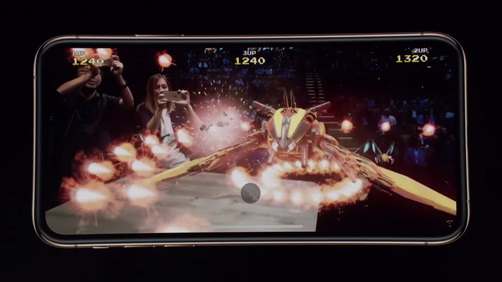 Galaga AR - AR Arcade Series