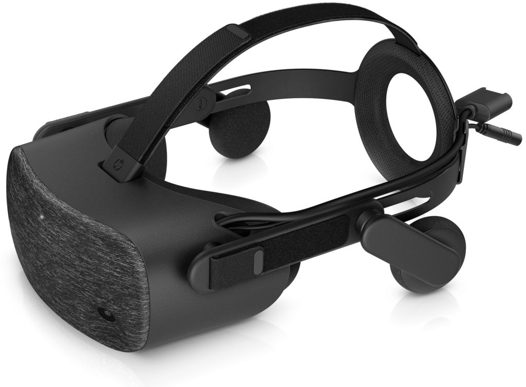 Reverb - nový VR headset od HP