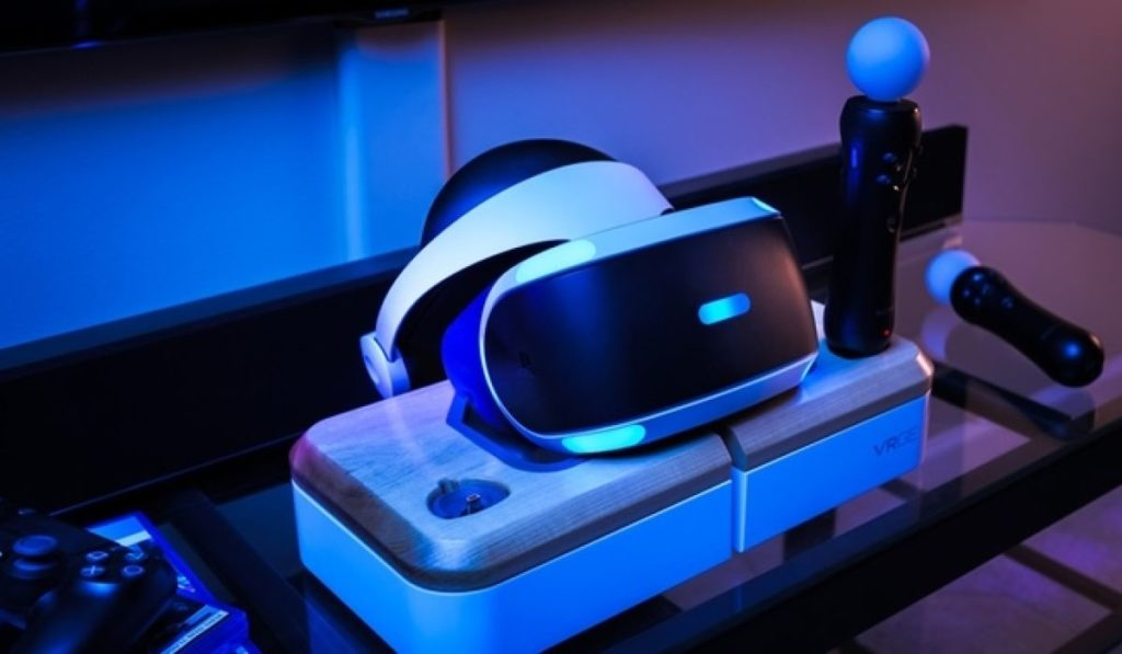 První generace Playstation VR