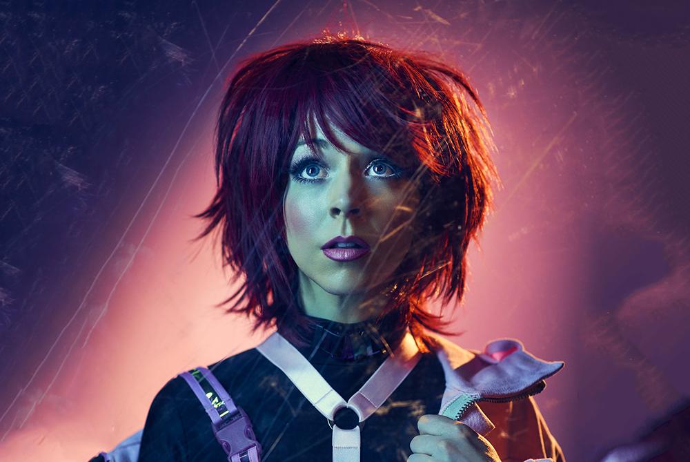 Artemis, jedna z identit Lindsey Stirling a zároveň hlavní tvář nového alba se stejnojmenným názvem