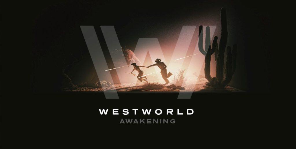 Westworld Awakening logo