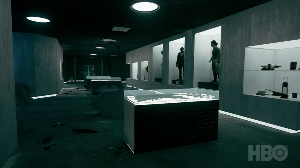 Stanice Mesa vypadá ve Westworld Awakening úžasně